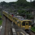 【Tokyo Train Story】真夏の西武遊園地駅(西武多摩湖線)