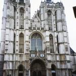 「フランダースの犬」でネロとパトラッシュが見たノートルダム大聖堂 ヨーロッパ旅行2000 その4