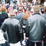 ドイツのヴィースバーデンでのお祭りに飛び入り参加する ヨーロッパ旅行2000 その10