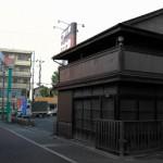 熊野前停留所付近の廃屋(都電がある風景 その1)