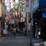 昔のままの姿の商店が多数残る墨田区向島の鳩の街通り商店街から河津桜咲く東京スカイツリーへ PENTAX K-3で下町撮影散歩 その5