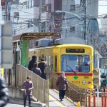 【Tokyo Train Story】都電荒川線宮ノ前電停にて