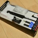 Nikon D7000やNikon1 V1で動画撮影する際に必要な外付けマイクのaudio-technica ステレオマイクロホン AT9941を購入した!