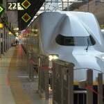 【Tokyo Train Story】出発の時を待つ上越新幹線