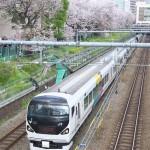 【Tokyo Train Story】東京の春を駆け抜ける特急列車(中央線)