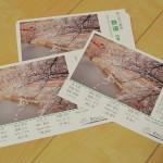 2014年5月5日(月)~17日(土) 谷根千・ぎゃらりーKnulpで開催される第三回公募展 「鉄道-四季景色-」でとくとみの写真が展示されます!