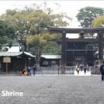 Nikon1 V1を購入したその日に原宿の明治神宮で動画撮影してみた!