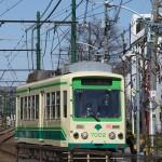 【Tokyo Train Story】春の青空の下で(都電荒川線)