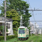 【Tokyo Train Story】新緑の季節の都電荒川線