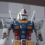 お台場のダイバーシティ東京の前で仁王立ちする等身大ガンダムをたっぷりと撮影してきた!