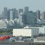 【Tokyo Train Story】ゆりかもめ沿線のビル街