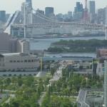 【Tokyo Train Story】水、緑、東京タワー、レインボーブリッジ(ゆりかもめ)