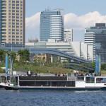 【Tokyo Train Story】東京湾岸のゆりかもめと船