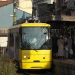 【Tokyo Train Story】黄色い都電、三ノ輪橋電停にて
