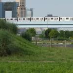 【Tokyo Train Story】未開発の地を行くゆりかもめ