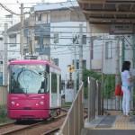 【Tokyo Train Story】ピンクの都電荒川線