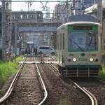 【Tokyo Train Story】都電、都電、京成電車