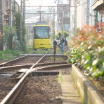 【Tokyo Train Story】ぽわんとした空気の中の黄色い都電荒川線