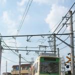 【Tokyo Train Story】青空を見上げて(都電荒川線)