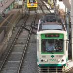【Tokyo Train Story】王子駅前の陸橋から(都電荒川線)