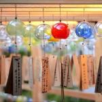 川越氷川神社の縁むすび風鈴を動画撮影してみた!風鈴が風に舞い美しい音色を奏でるのをお楽しみください!『真夏の川越散策』 その12(最終回)