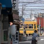 【Tokyo Train Story】看板がある風景(都電荒川線)