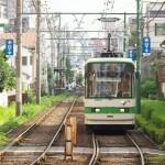 【Tokyo Train Story】都電荒川線を正面から撮る