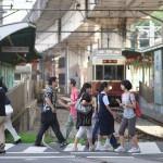 【Tokyo Train Story】王子駅前電停付近横の踏切(都電荒川線)