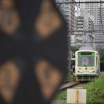 【Tokyo Train Story】雑司が谷の踏切がある風景(都電荒川線)