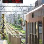 【Tokyo Train Story】飛鳥山電停から隣の電停を望む(都電荒川線)