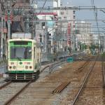 【Tokyo Train Story】線路付け替え工事の風景(都電荒川線)
