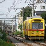 【Tokyo Train Story】黄色い車体に赤い帯(都電荒川線)
