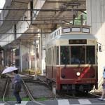 【Tokyo Train Story】新幹線高架下の都電荒川線レトロ風車両