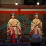 巫女さんが舞う川越氷川神社の七夕祭『真夏の川越散策』 その11