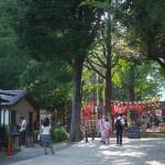 雑司ヶ谷鬼子母神で開催されていた手創り市でかわいい小物類を見る 『雑司ヶ谷フォトウォーク2014夏』 その6