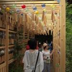 川越氷川神社の風鈴回廊で風鈴の波に圧倒された! 『真夏の川越散策』 その5