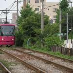 【Tokyo Train Story】雑司が谷の坂道を下る都電荒川線