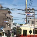 【Tokyo Train Story】青空の下の都電荒川線レトロ風車両