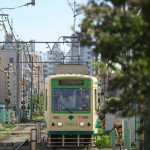 【Tokyo Train Story】都電荒川線向原電停より
