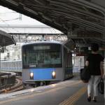 【Tokyo Train Story】西武新宿線下落合駅にて