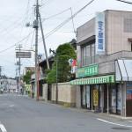 大洗の味のある建物が連なる商店街と路地裏風景『夏の青春18きっぷの旅 大洗路地裏散歩編』 その5