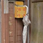 茨城県大洗の味がある路地裏と商店街の建物『夏の青春18きっぷの旅 大洗路地裏散歩編』 その8