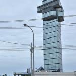 地上55mの大洗マリンタワーから町を一望する。ガルパンキャラクターもいたよ『夏の青春18きっぷの旅 大洗路地裏散歩編』 その6