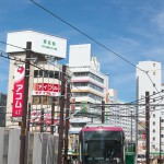 【Tokyo Train Story】夏の青空の下を走る都電荒川線