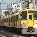 【Tokyo Train Story】西武池袋線の黄色い電車を直線区間で撮る
