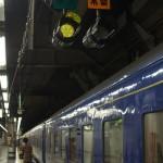 【Tokyo Train Story】上野駅の13番線ホームにて(寝台特急北斗星)