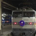 【Tokyo Train Story】寝台特急カシオペアと寝台特急北斗星