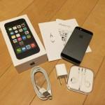 iPhone 6 Plusを購入したのでiPhone5sをビックカメラの買取サービスを利用して計30400円で買い取ってもらった
