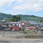 昼食を食べる場所を探しながら青森県の三厩の町を散策してみる 『夏の終わりの青森・岩手・宮城の東北3県を巡る旅』 その30