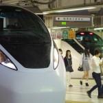 【Tokyo Train Story】特急スーパーひたちの並び
